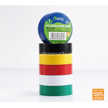 Europe Market Red Color Hot Melt PVC Insulation Tape